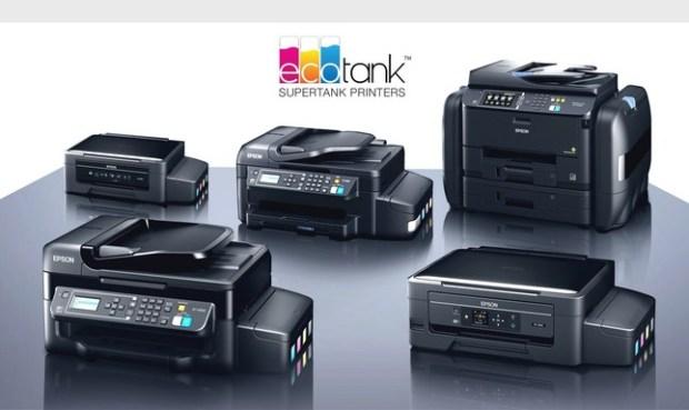 Epson EcoTank printers save money on ink.(PRNewsFoto/Epson America, Inc.