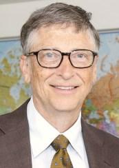 Bill Gates (Wikimedia)