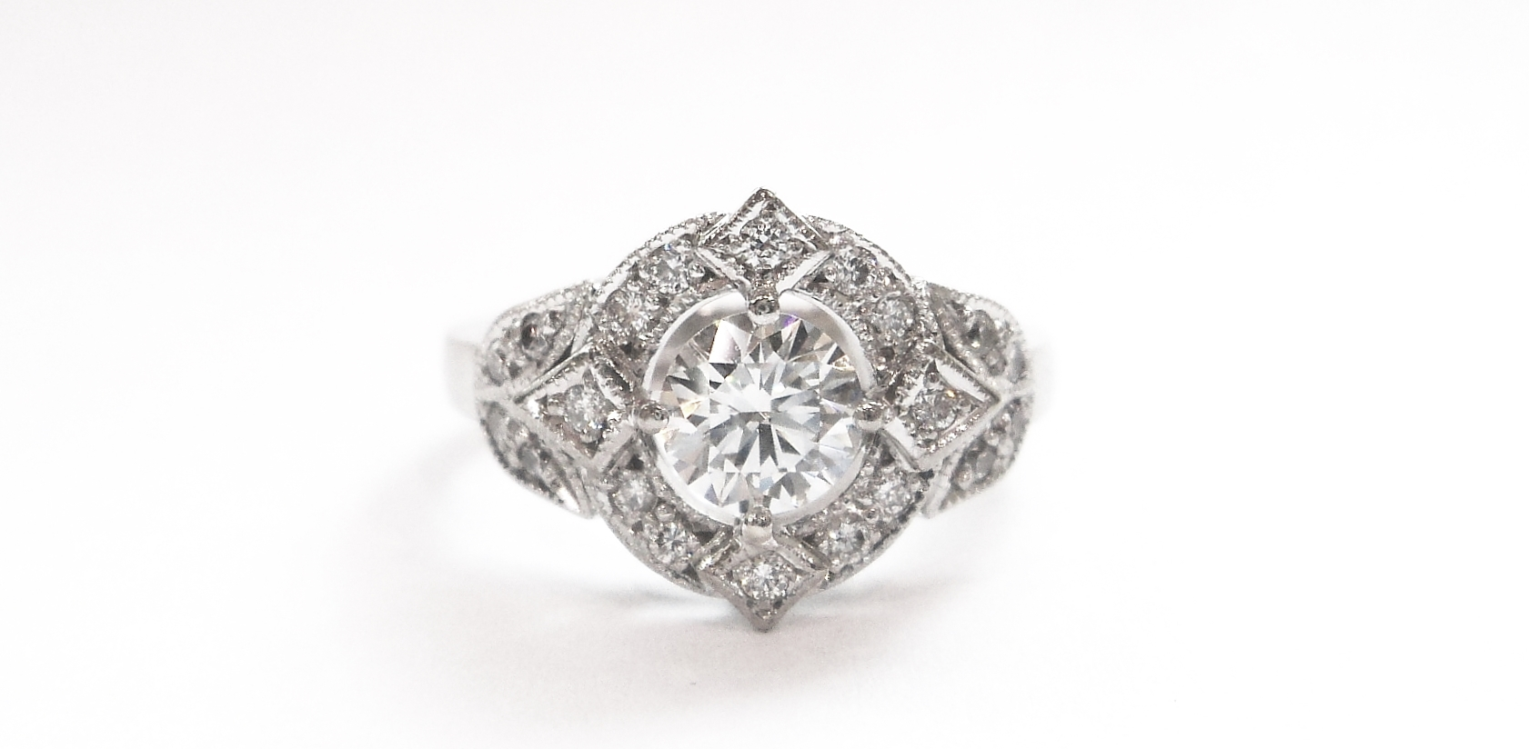 what is an art deco engagement ring art deco wedding ring Has your partner tried to tell you that she has her heart set on an Art Deco style engagement ring Possibly you are feeling a bit lost as to where you