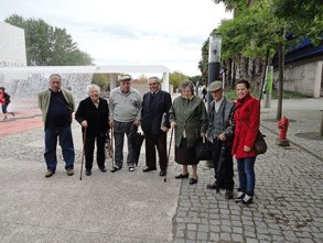 Visita ao Parque das Nações, Lisboa