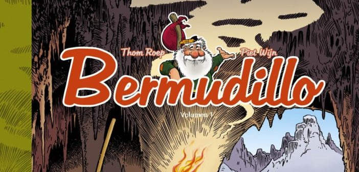 El cómic de la semana: Bermudillo, Volumen 3