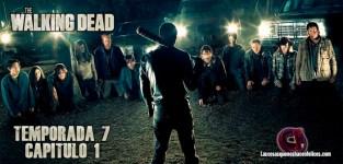 Analisis The Walking Dead. Temporada 7. Episodio 1: ¿Quien es la victima de Negan? (Spoilers)