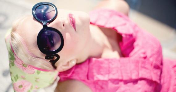 Sunshine lady pexel