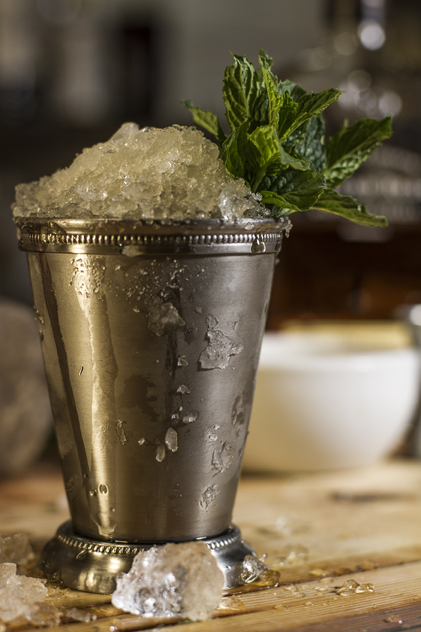 Recipe for Mint Julep – Derby Style