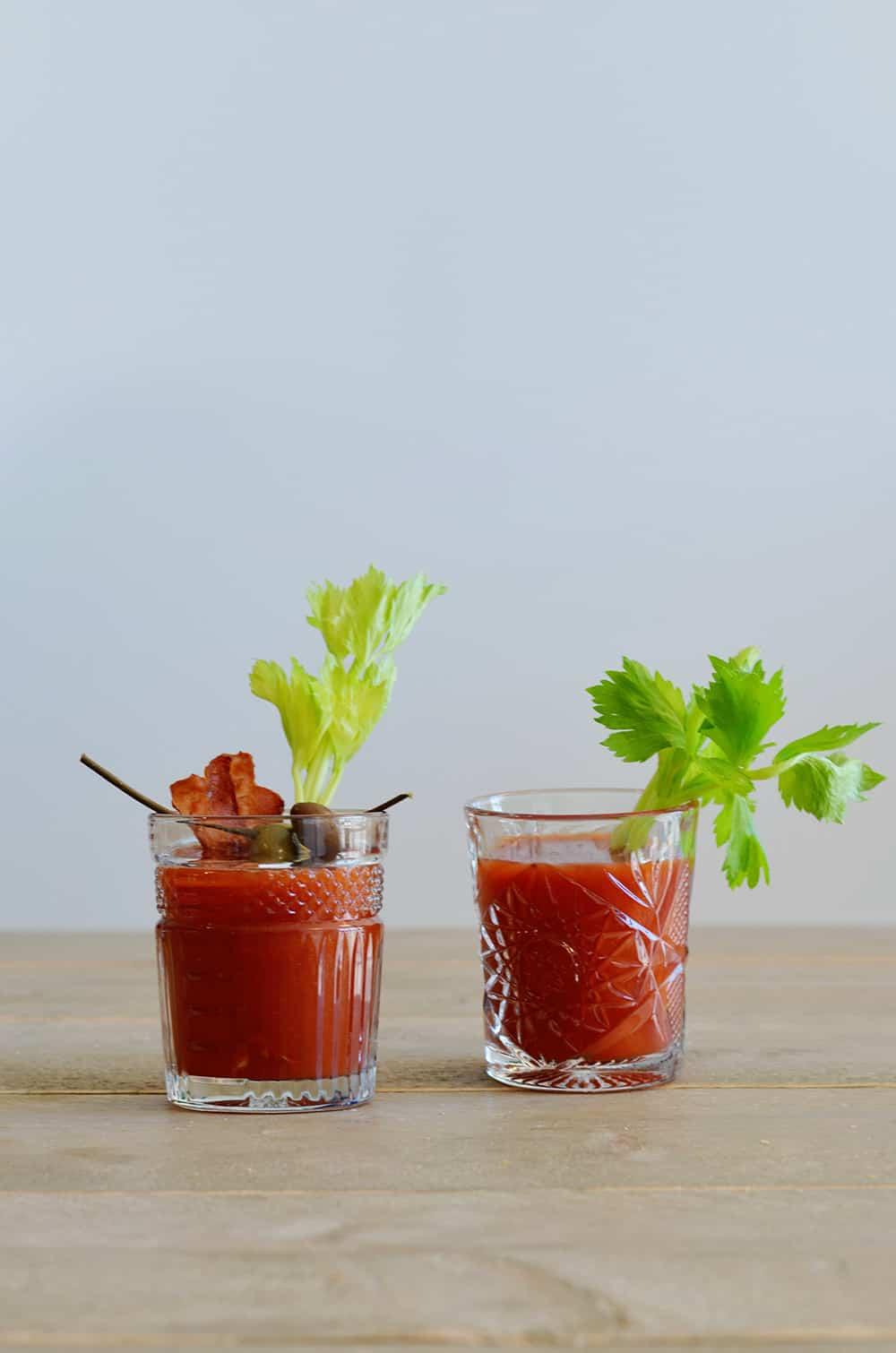 Recept: Bloody Mary