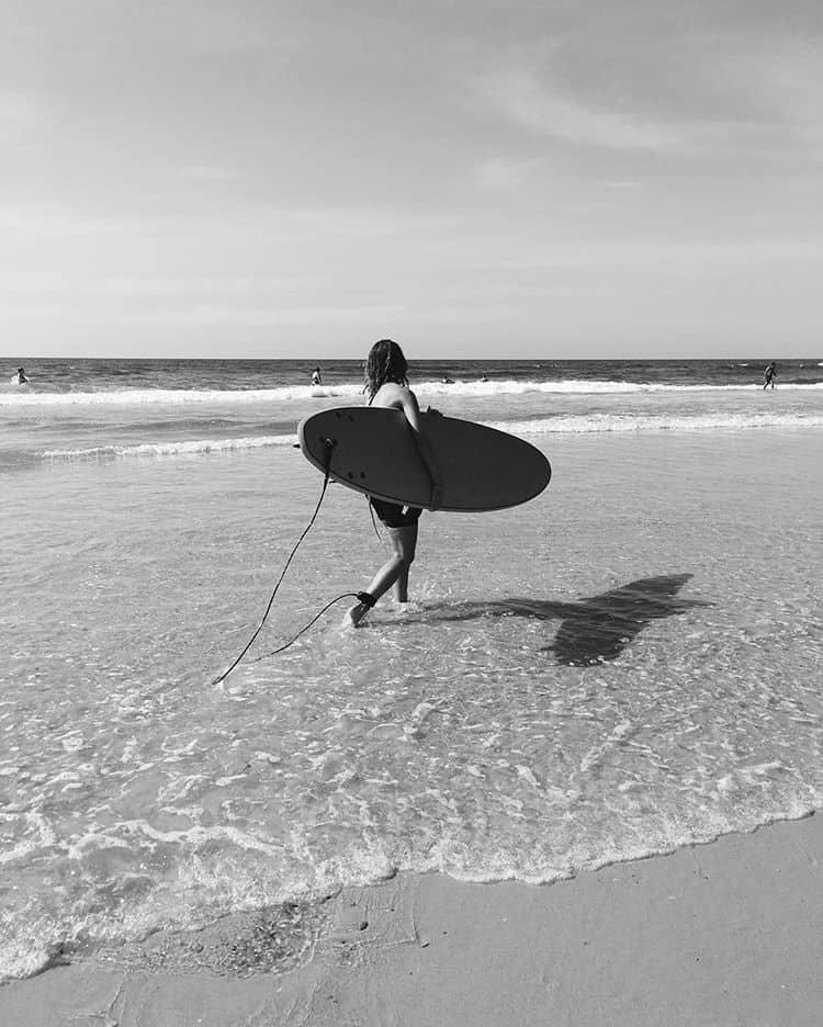 Diary week 35: een weekje surfen