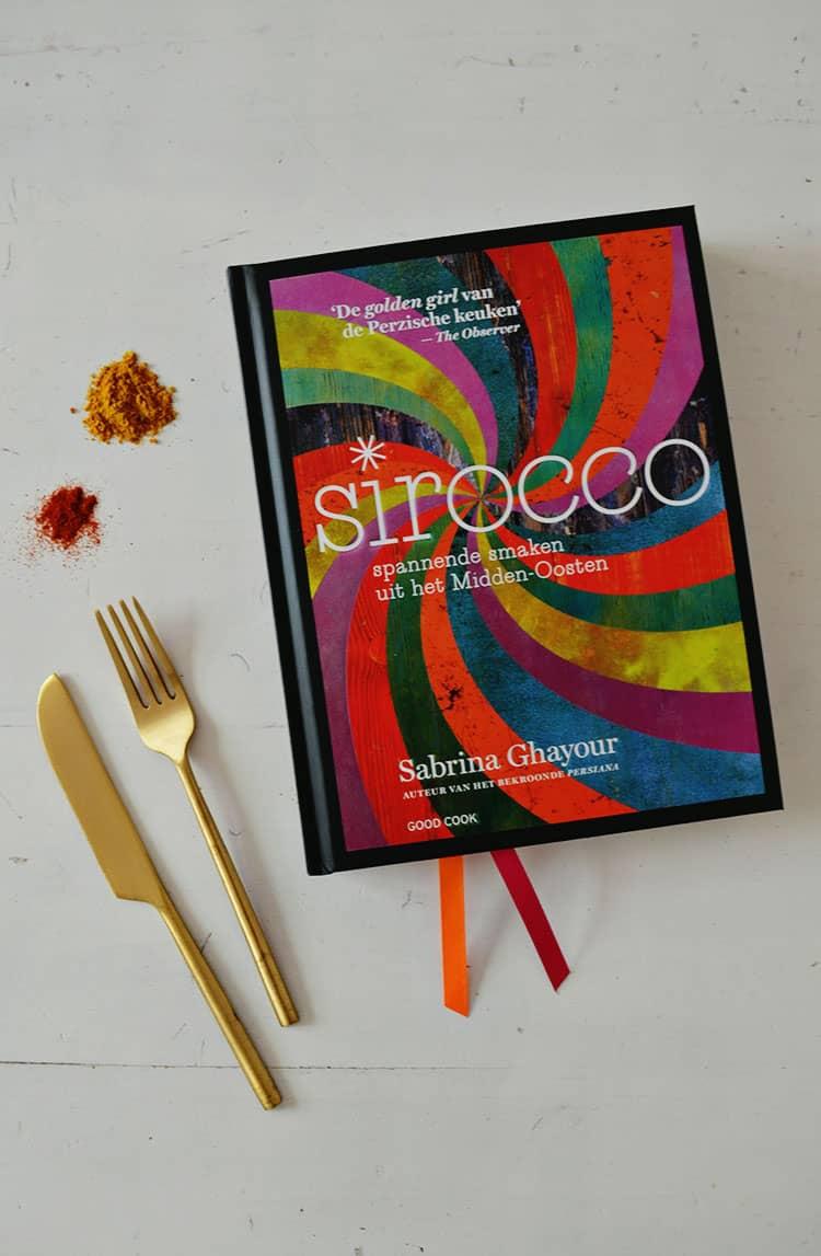 Kookboekreview: Sirocco, spannende smaken uit het Midden-Oosten