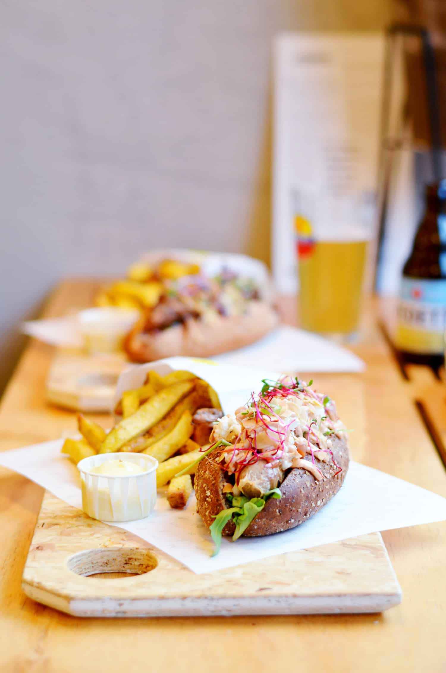 Hotspot: hotdogbar Dogma in Utrecht