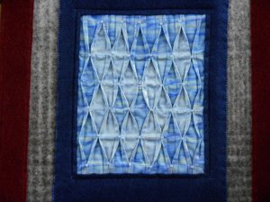 Jana Lálová – Textile Manipulating - Detail 01
