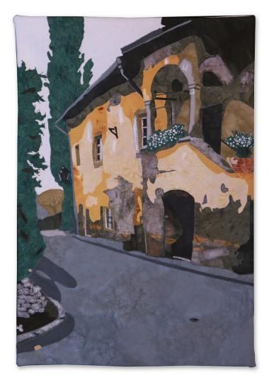Barbro Pirolt - Cili's Haus - 36x52