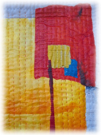 Elly Van Steenbeek - Faith - Detail 01
