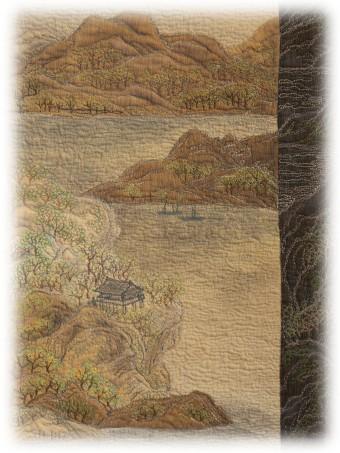 Hyesook Kim - Enshrine the Landscape - Detail 02