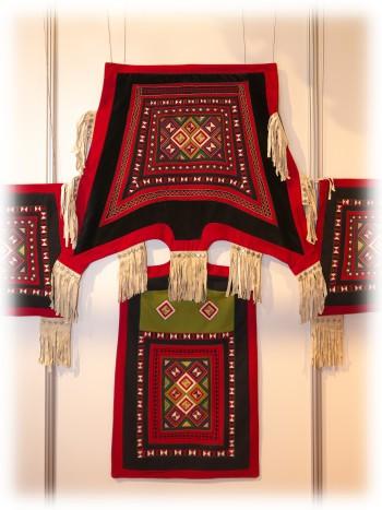 Kychym (Saddle Blanket)
