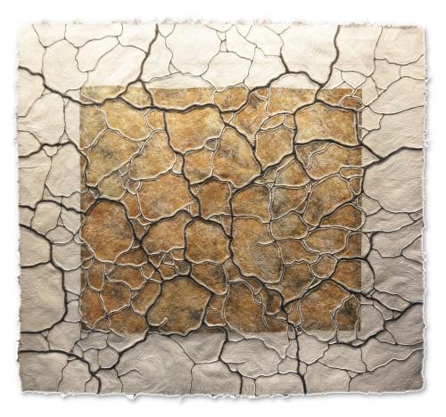 Monika Sebert - Die Herde hat Zeit - 132x122