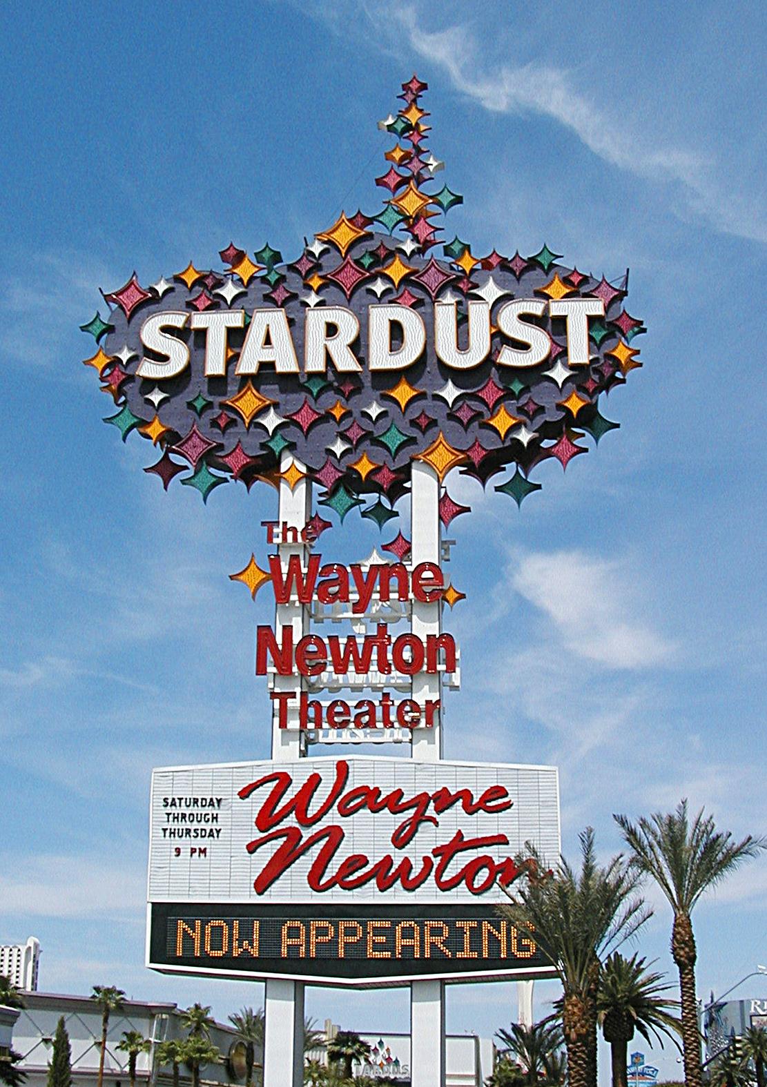 Stardust casino demolition