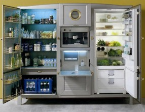 Luxury Fridge Idea