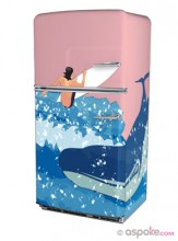 Smeg Surf Fridge Idea