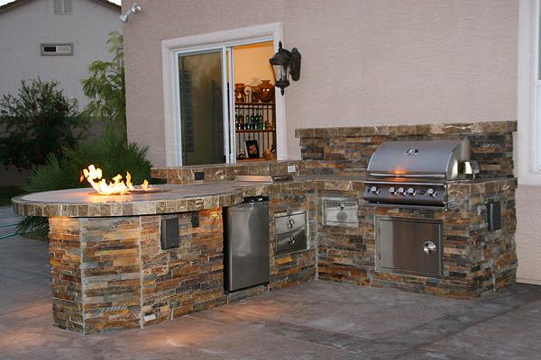 Barbecue islands las vegas outdoor kitchen for Kitchen design las vegas