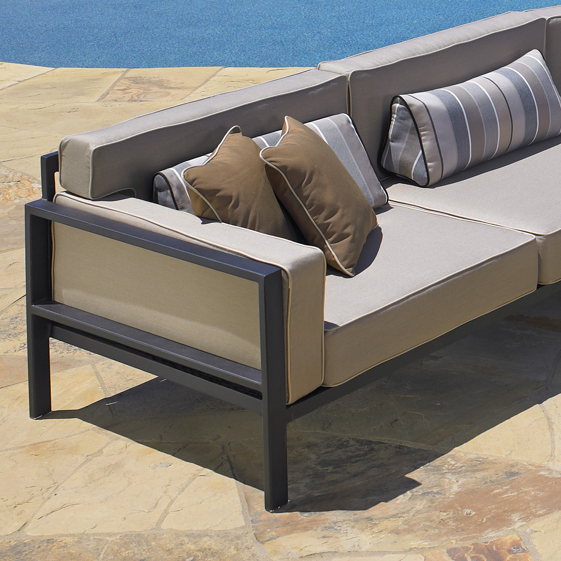 Sectional Couches Las Vegas Nv: NorthCape International Outdoor Furniture