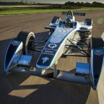 Formula E Car Gets Debut in Las Vegas