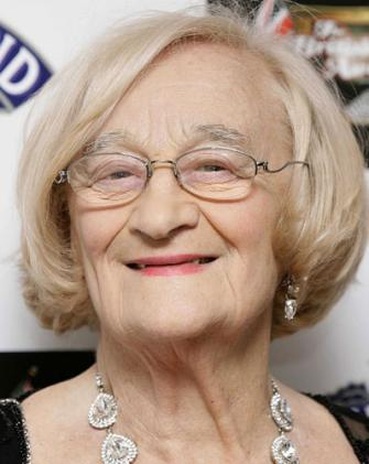 Liz Smith, MBE for services to Drama (Photo: The Independent)