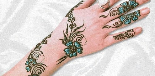 Glitter-Mehndi-Designs1