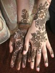 Indian Mehndi Designs 2011