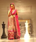 Heavy Work Lehnga | Pakistani Bridal Fashions 2012