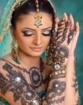Indian Mehndi Designs 2012 For Bridals