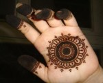 Latest Indian Mehndi Designs 2012 Eid collection