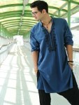New kurta shalwar fashions for men 2012