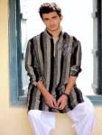 Short kurta dresses for Men - Eid Collection 2012