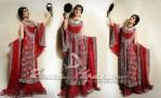 Pakistani bridal wear by Rizwan Moazzam - Designers collection