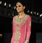 Pink party wear dress for Pakistani Women | Pakistani Dresses Collection