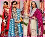 latest dresses for nikah function - Bridal engagement dresses