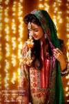 mehndi bride pink makeup