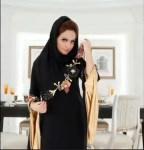 omani abaya style - Best arabic abaya designs for girls