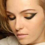 1960 style eye makeup - Old Party makeup trends