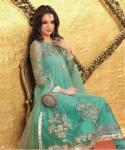 Stylish pakistani frocks designs winter 2013   Churidar frock styles