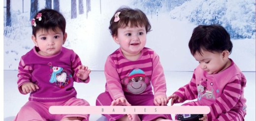 Winter dresses for babies 2013