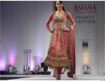 Embroiderd bridal frock designs