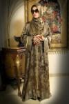 Printed abaya designs