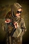 Stylish abaya designs 2013