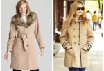 Ladies woolen long coats