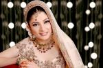 Light bridal walima makeup