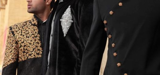 Stylish sherwani for groom