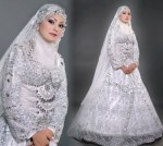 islamic wedding dresses style