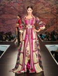 moroccan bridal gown designs in 2013