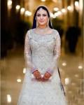 White bridal dresses for walima