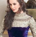 latest pakistani outfits 2013